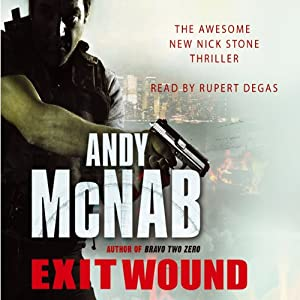 Exit Wound Audiobook