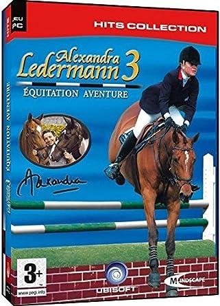 alexandra ledermann 3 equitation aventure