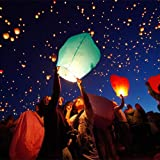 Sky Lantern - Chinese Paper Flying Wish Candle