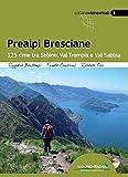 Prealpi bresciane. 125 cime tra Sebino, Val trompia e Val Sabbia