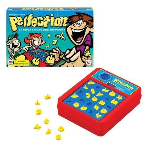 032244040603 - Hasbro Perfection Board Game 25 pieces carousel main 2