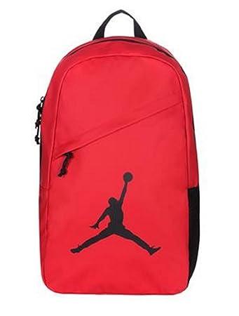 f68b0264371822 Nike AIR Jordan Gym Red School Backpack  Amazon.in  Bags