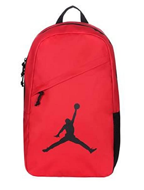 Nike AIR Jordan Gym Red School Backpack  Amazon.in  Bags 41b1481532ec8