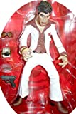 """Talking Scarface """"The Player"""" in White Suit 10"""""""