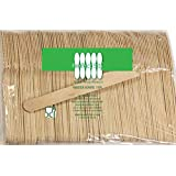 """Perfect Stix Wooden Disposable Cutlery Knifes 6"""" length (pack of 1000ct)"""