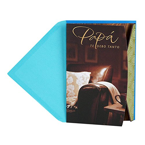- Hallmark VIDA Spanish Father's Day Card for Dad (Courage and Self-Sacrifice)