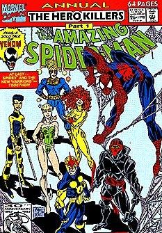Amazing Spider-Man Annual, No. 26