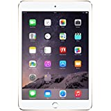 Apple iPad mini 3 MH3N2LL/A 7.9-Inch Wi-Fi + Cellular 128GB Tablet (Gold)