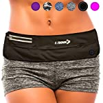 E Tronic Edge Running Belts : Best Comfortable Running Belts That Fit All Phone Models and Fit All Waist Sizes. for Running, Workouts, Cycling, Travelling Money Belt & More. Comes in 5 Stylish Colors