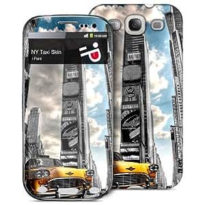 i-Paint NY Taxi Case+Skin Cover case Multicolor - fundas para teléfonos móviles