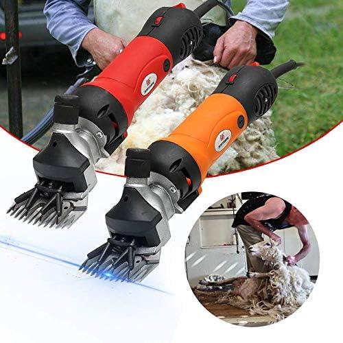 850W Electric Shearing Clipper Shear Sheep Goats Alpaca Pet Farm Shears Machine