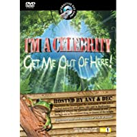 Britannia Games I'm a Celebrity Get Me Out of Here [DVD Game]