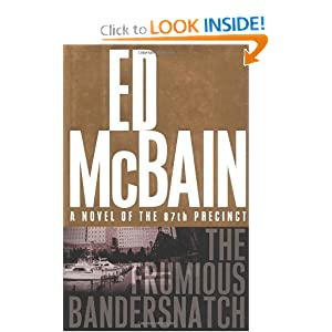 Frumious Bandersnatch (87th Precinct) Ed McBain