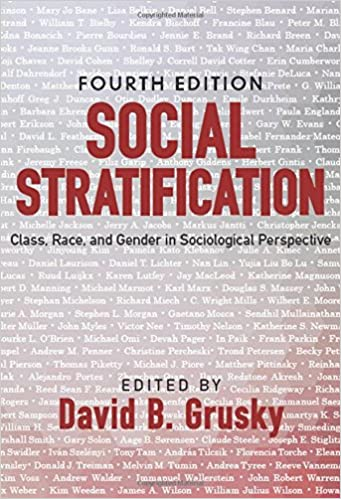 Social Stratification Class Race And Gender In