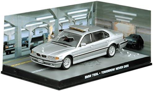 Eaglemoss 007 James Bond Car Collection Nº 15 Bmw 750il Tomorrow Never Dies Amazon De Spielzeug