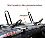 AA-Racks 2 Pair J-Bar Rack for Kayak Canoe Boat