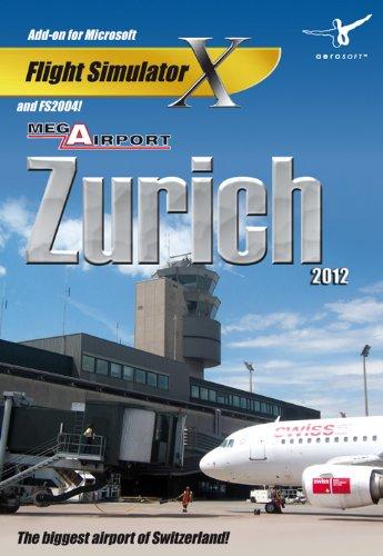 Mega Airport Zurich 2012 PC