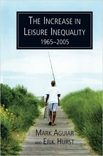 Book The Increase in Leisure Inequality, 1965-2005 by Mark Aguir (2009-07-16)