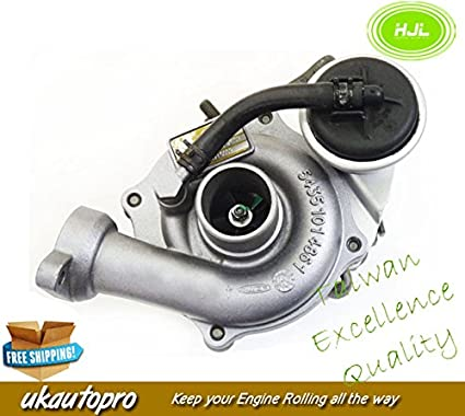 Turbocharger For Mazda 2 1.4 MZ-CD,Ford Fiesta Fusion DV4TD 1.4 TDCi 1398c