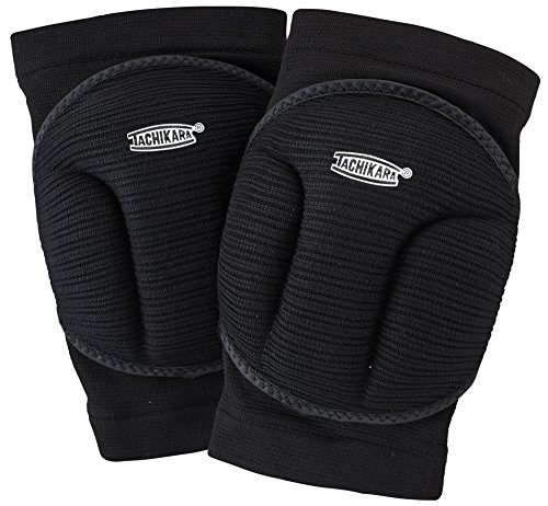 Tachikara TKP-BLK Bubble Knee Pad (Black)