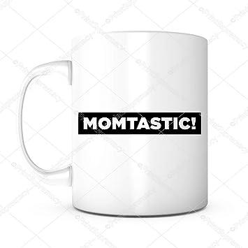 Amazoncom Momtastic Happy Mothers Day Gift Mug Ideas Funny