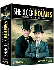 Sherlock Holmes - L'intégrale [Blu-ray]