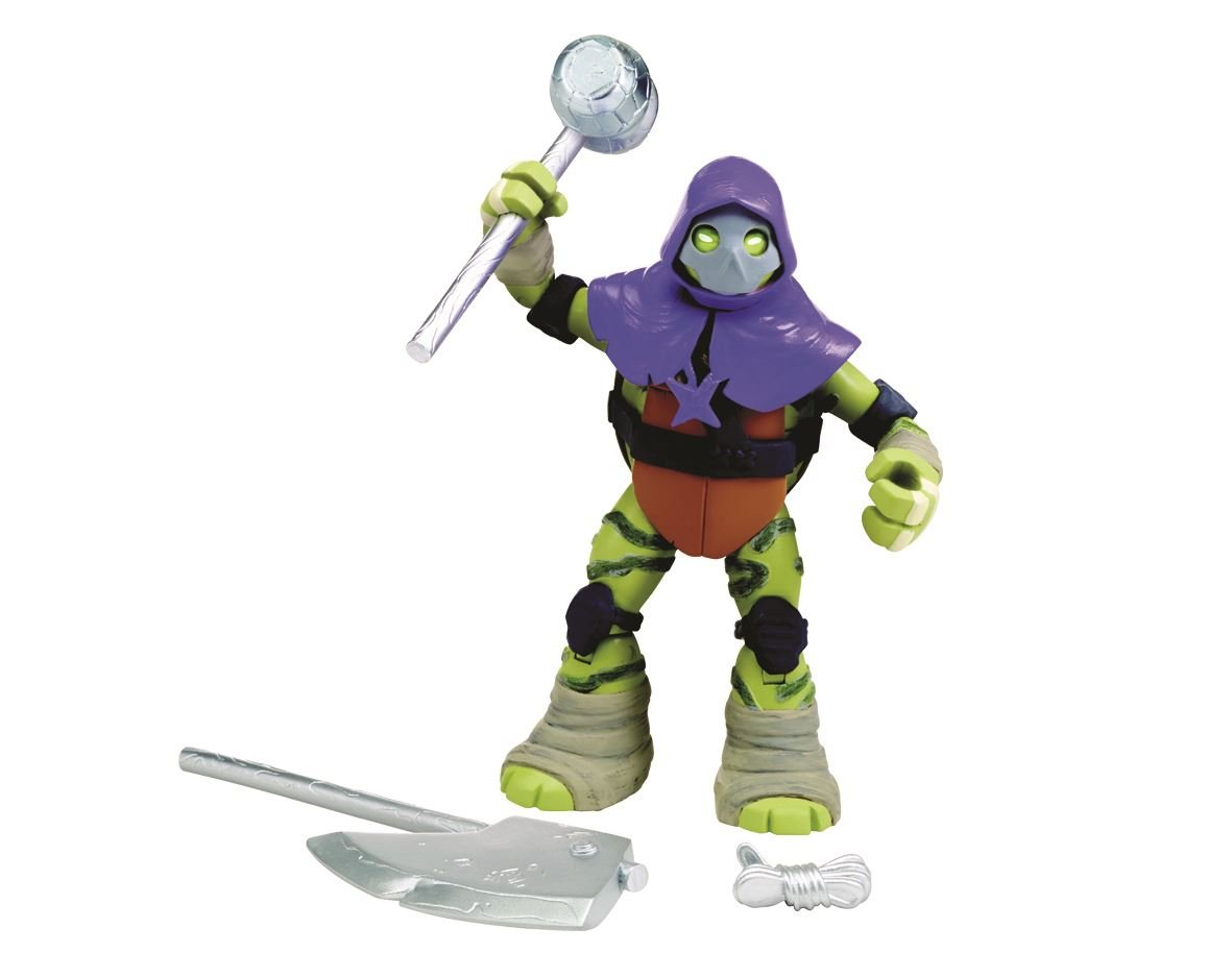 Teenage Mutant Ninja Turtles Mystic Donatello Be Immobile ...