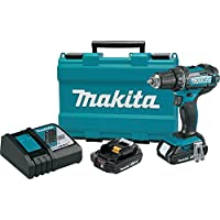 Makita Xfd10R Lithium Ion Cordless Driver Drill Explained