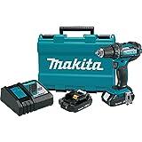 Cordless Drill Driver - Makita XFD10R 18V Compact Lithium-Ion Cordless 1/2