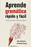img - for Aprende gram tica r pido y f cil. (Spanish Edition) book / textbook / text book