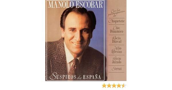 Suspiros De de Manolo Escobar en Amazon Music - Amazon.es