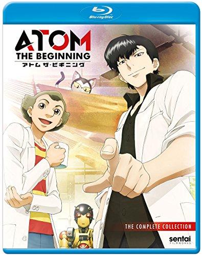 Atom The Beginning [Blu-ray]