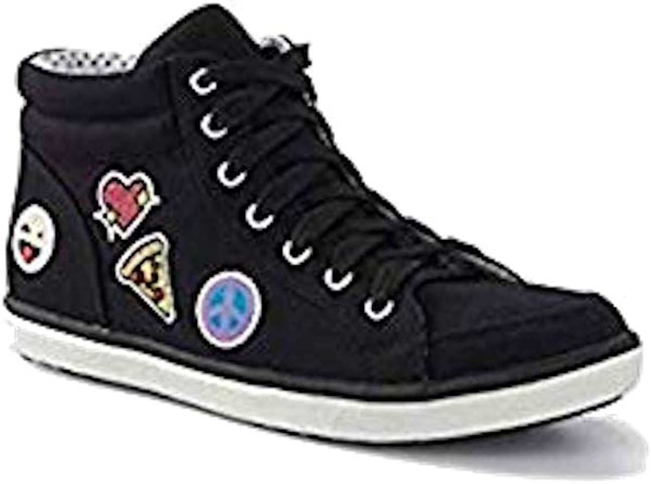 Justice Shoes Patch high top Sneaker
