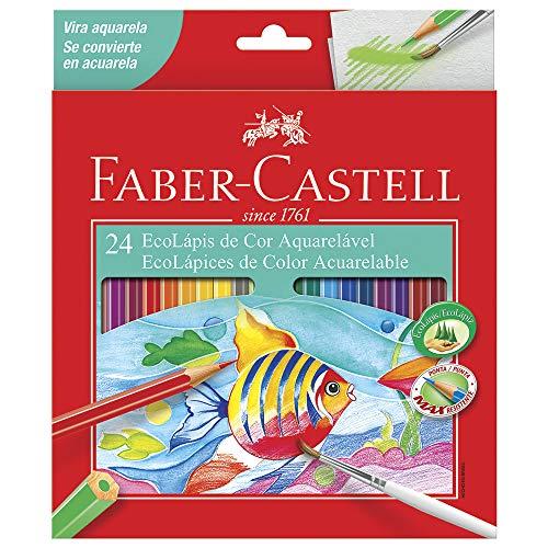 EcoLápis Aquarelavel Faber Castell 120224G Grafite
