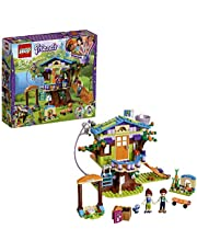 LEGO 41335 Friends Heartlake Mia's Tree House Playset, Mia and Daniel Mini Dolls, Build and Play Fun Toys for Kids