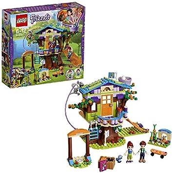 Lego 41335 Friends Heartlake Mias Tree House Playset Mia And