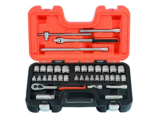 S380 Socket Set of 38 Metric 3/8in Drive ()