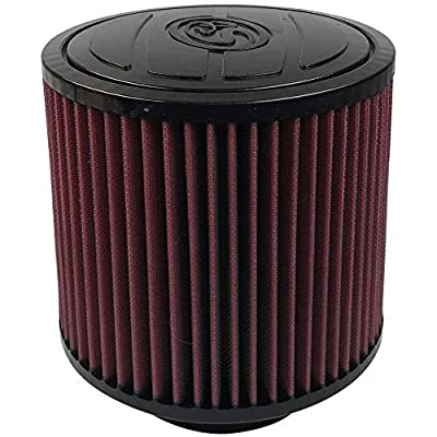 S&B Filters KF-1055 High Performance Replacement Filter (Oiled Cleanable, 8-ply Cotton): Automotive