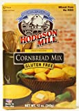 Hodgson Mill Cornbread Mix Gluten Free Sweet Yellow -- 12 oz