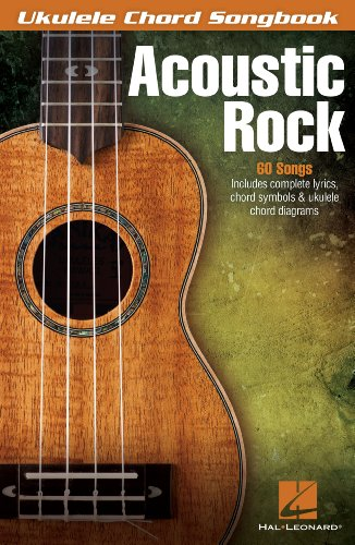 Amazon Acoustic Rock Songbook Ukelele Chord Songbook Ebook