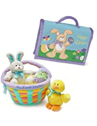 My First Easter Basket & Photo Album Gift Bundle BOBEBE Online Baby Store From New York to Miami and Los Angeles