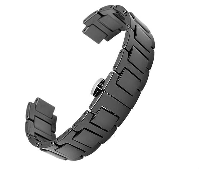 timeless design 97357 71afa Amazon   [Richie strap]腕時計ベルト 腕時計バンド 替え ...