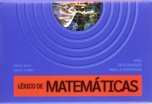 Descargar Libro Léxico De Matemáticas Brian Bult