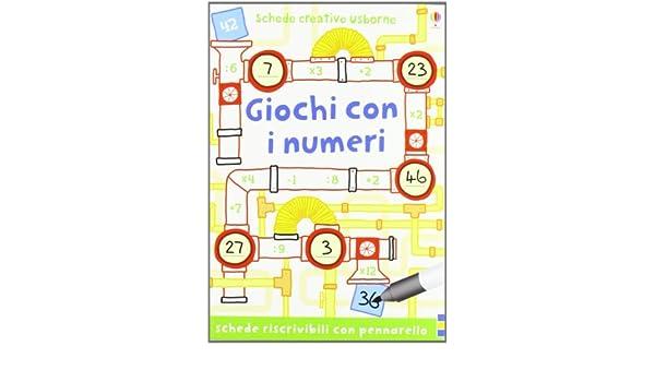 Giochi Con I Numeri 9781409542599 Amazoncom Books
