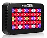 Led Grow Light 450W,Plant Light,High Par Value Full Spectrum Hydroponics Grow System Lighting Fixture for Greenhouse Plants,Seeds,Vegs,Flowers [Upgraded Version]