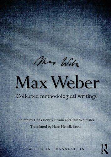 Max Weber (Weber in Translation)