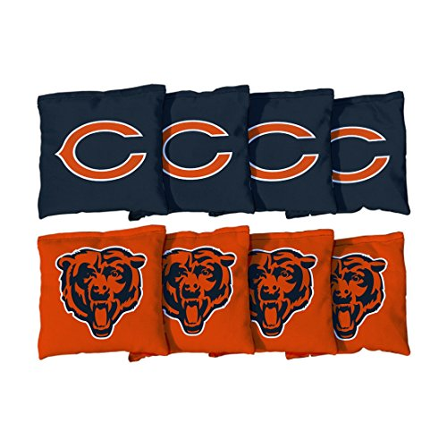 chicago bears corn hole bags - 1