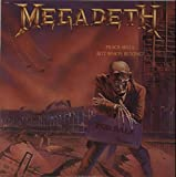 MEGADETH - PEACE SELLS...BUT WHO'S BUYING?