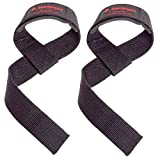 Harbinger 213 21 1/2-Inch Classic Cotton Padded Lifting Straps offers