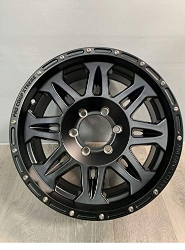 Pro Comp Alloys Series 89 Wheel with Flat Black Finish (17x8